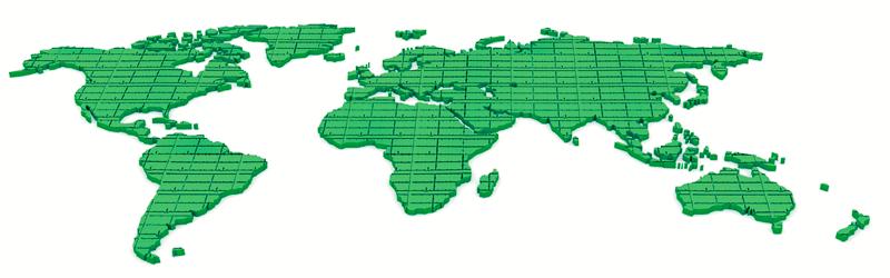 Protectie gazon montaj global mic